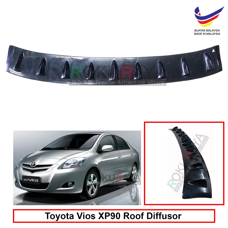 Toyota Vios XP90 (2nd Gen) Vortex Ge (end 6/7/2021 12:00 AM)