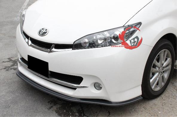 Toyota Wish 09 12 Front Bumper Lip End 10 4 2017 1 04 Pm