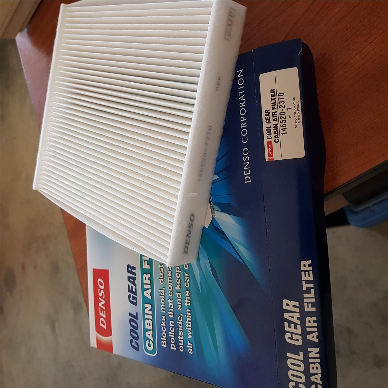 TOYOTA WISH 2009-2017 OEM CABIN AIR COND FILTER