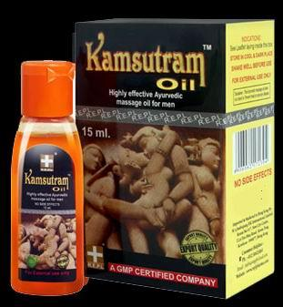 Toys KAMSUTRAM OIL 15ml (Enlargement Oil) Man Sex Play