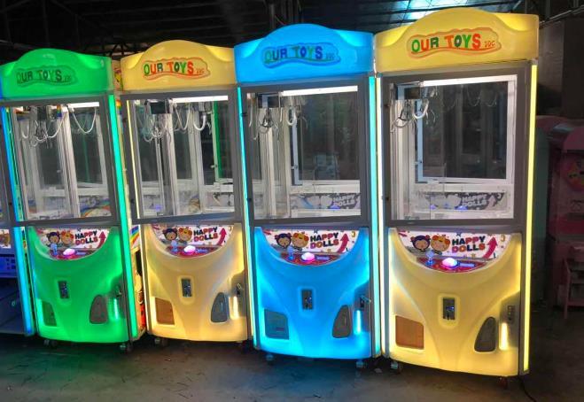 Toys Machine