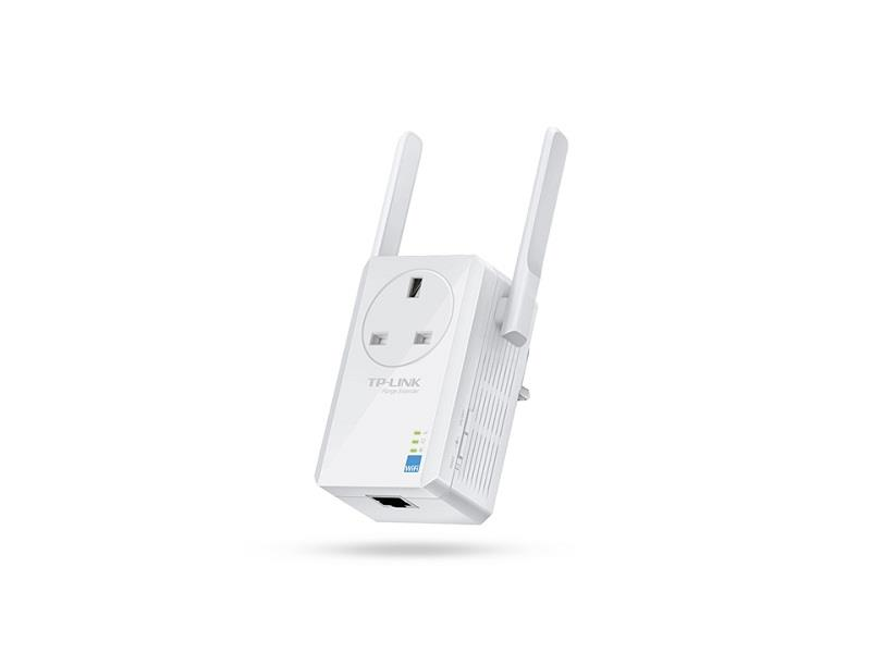 TP-Link 300Mbps Wi-Fi Range Extender with AC Passthrough (TL-WA860RE)