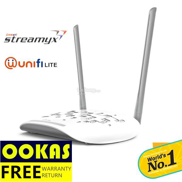 TP-Link 300Mbps Wireless N VDSL/ADSL Modem WiFi Router TD-W9960