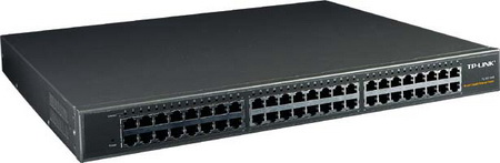 TP-LINK 48-PORT GIGABIT NETWORK SWITCH (TL-SG1048)