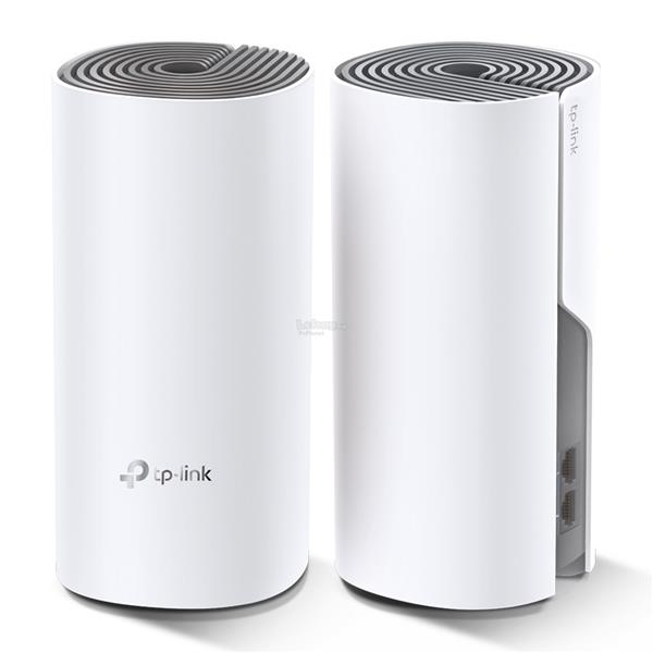 TP-LINK AC1200 Whole Home Mesh Wi-Fi System Deco E4 (2-Pack)
