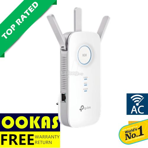 TP-LINK AC1750 Wi-Fi Range Extender RE450 Wireless Repeater/Booster