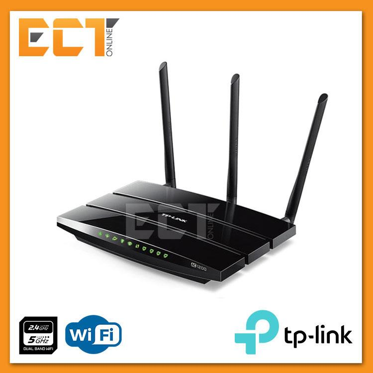 TP-Link Archer VR400 AC1200 Dual-Band All-In-One Modem Router