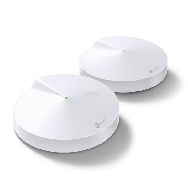 TP-LINK DECO M5 AC1300 WHOLE-HOME WIFI SYSTEM - 2 PACK