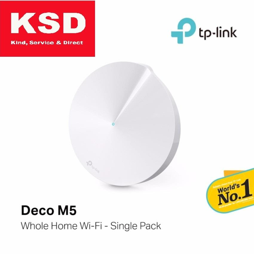 TP-Link Deco M5 AC1300 MU-MIMO Dual-Band (Single Unit)