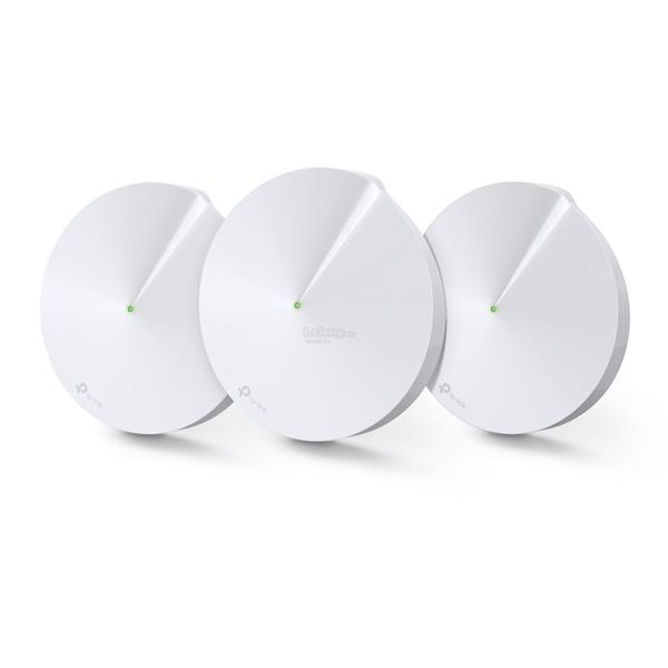 TP-LINK DECO M9 PLUS AC2200 SMART HOME MESH WIFI ROUTER - 3PACK