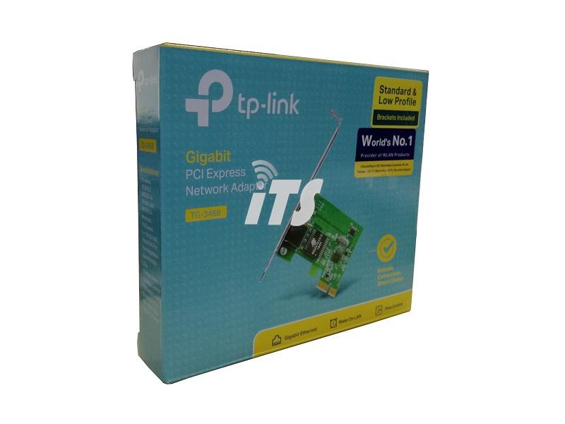 TP-Link Gigabit PCI Express Network Adapter (TG-3468)