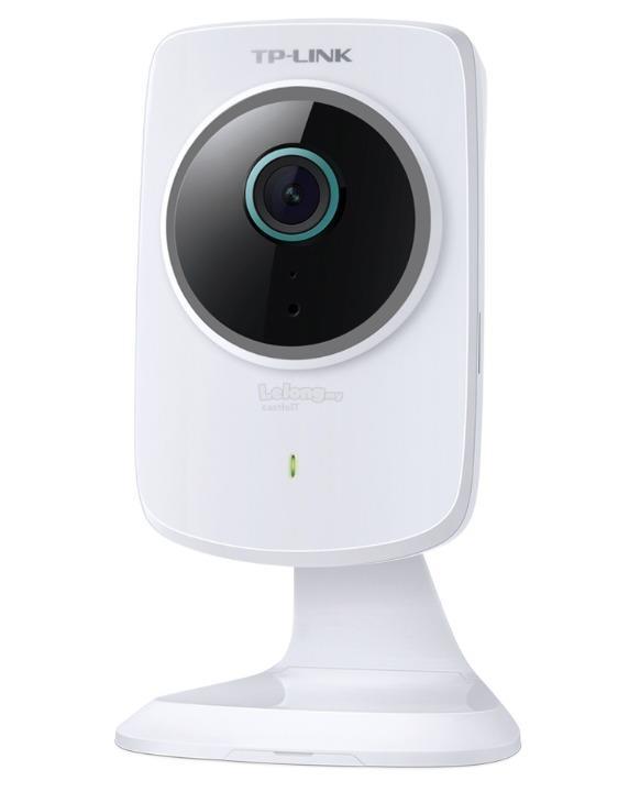 TP-LINK IP CAMERA N300 720P HD WITH IR (TL-NC260)