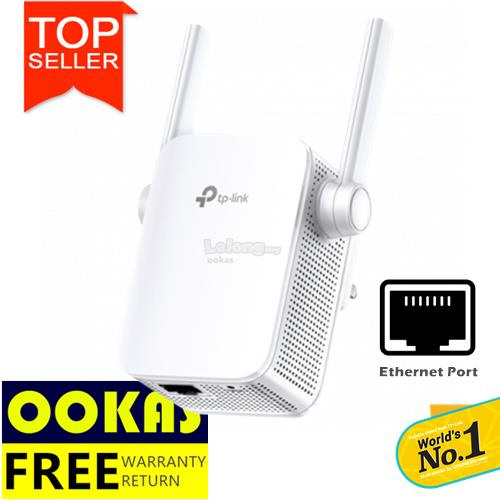 TP-LINK Repeater WiFi Wireless Range Extender/Booster New Ver WA855RE