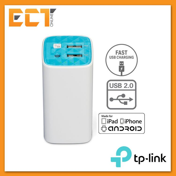 TP-Link TL-PB10400 10400mAh Dual-Port Power Bank