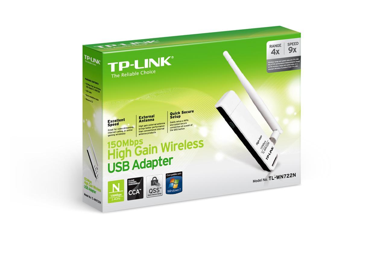 tp-link tl-wn722n gratuit