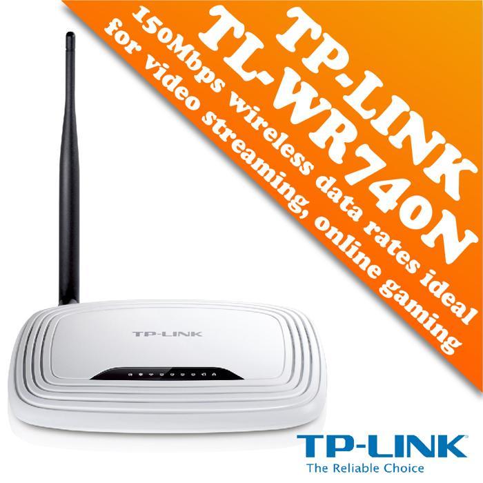 Download for TL-WR740N - TP-Link