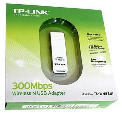 pilote tp-link tl-wn821n 300mbps