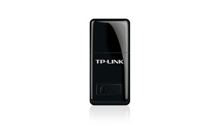 TP-LINK WIFI N 300MBPS USB ADAPTER, TL-WN823N