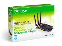 TP-LINK WIFI N 600MBPS DUAL-BAND AC1900 PCI-E ADAPTER (ARCHER T9E)