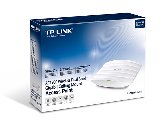 TP-LINK WIFI N600 DUAL BAND AC1900 GIGABIT ACCESS POINT (EAP330)
