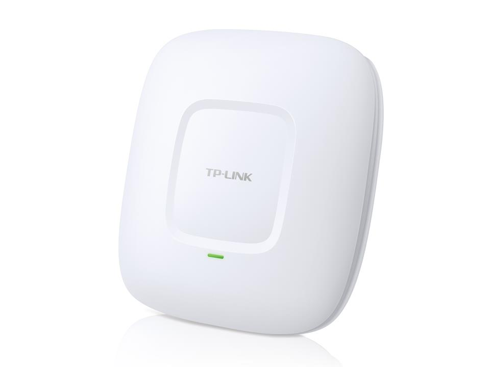 TP-LINK WIFI N600 DUAL BAND POE GIGABIT ACCESS POINT (TL-EAP220)