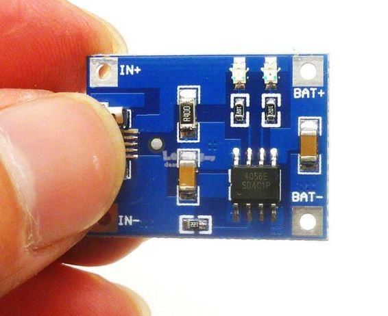 TP4056 1A Lithium Battery Charging Board Charger Module Mini Micro
