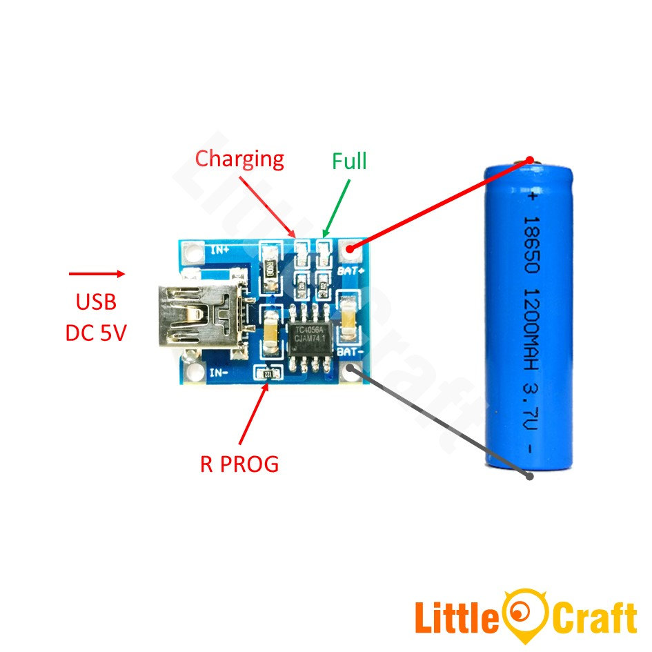 Tp4056 Single Cell 1a Li Ion Batte End 12 10 2020 1200 Am Liion Battery Charger Circuit Diagram Module Mini Usb