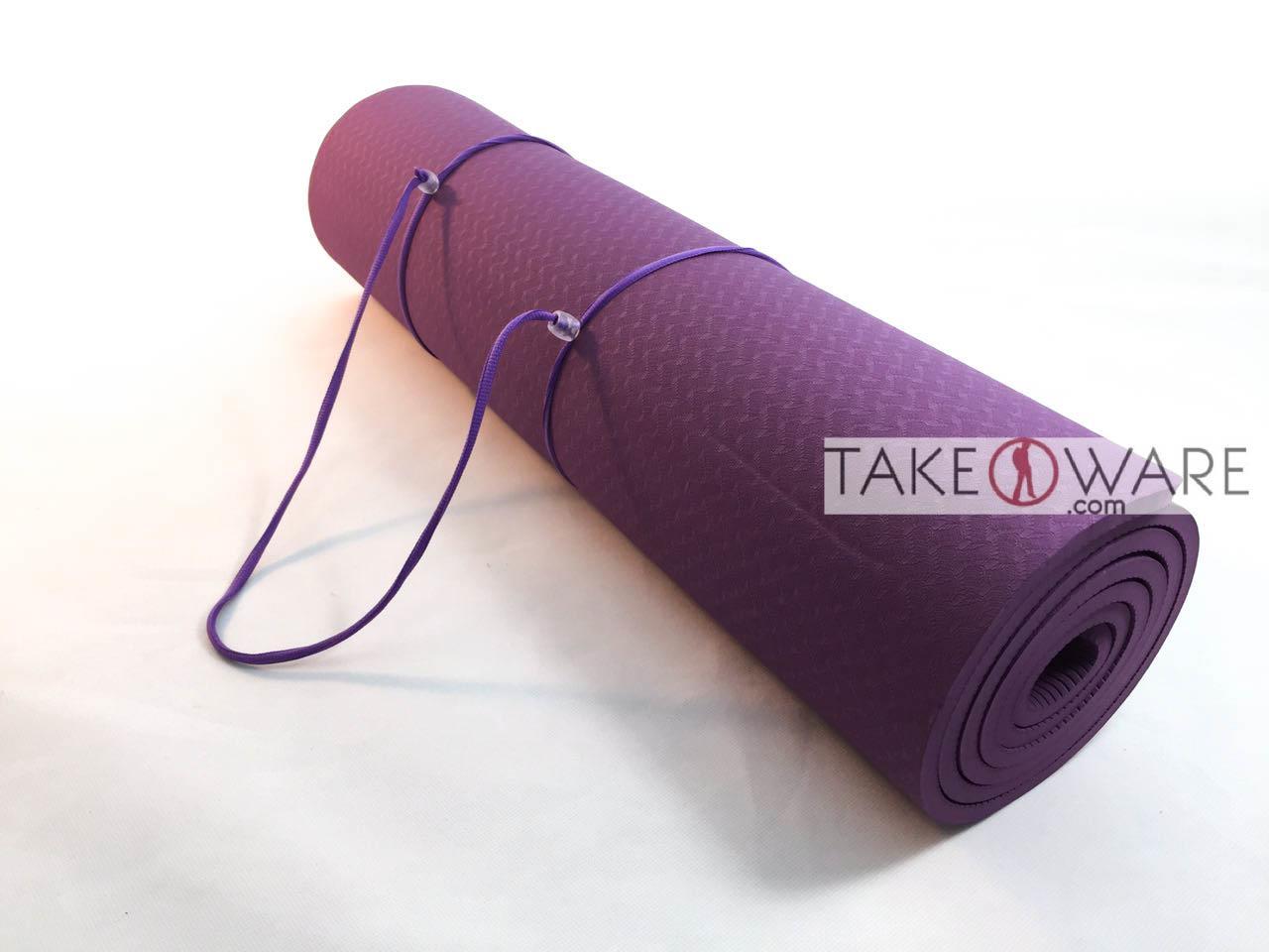 Tpe Yoga Mat 183 X 61 Cm Thickness End 3 26 2019 3 15 Pm