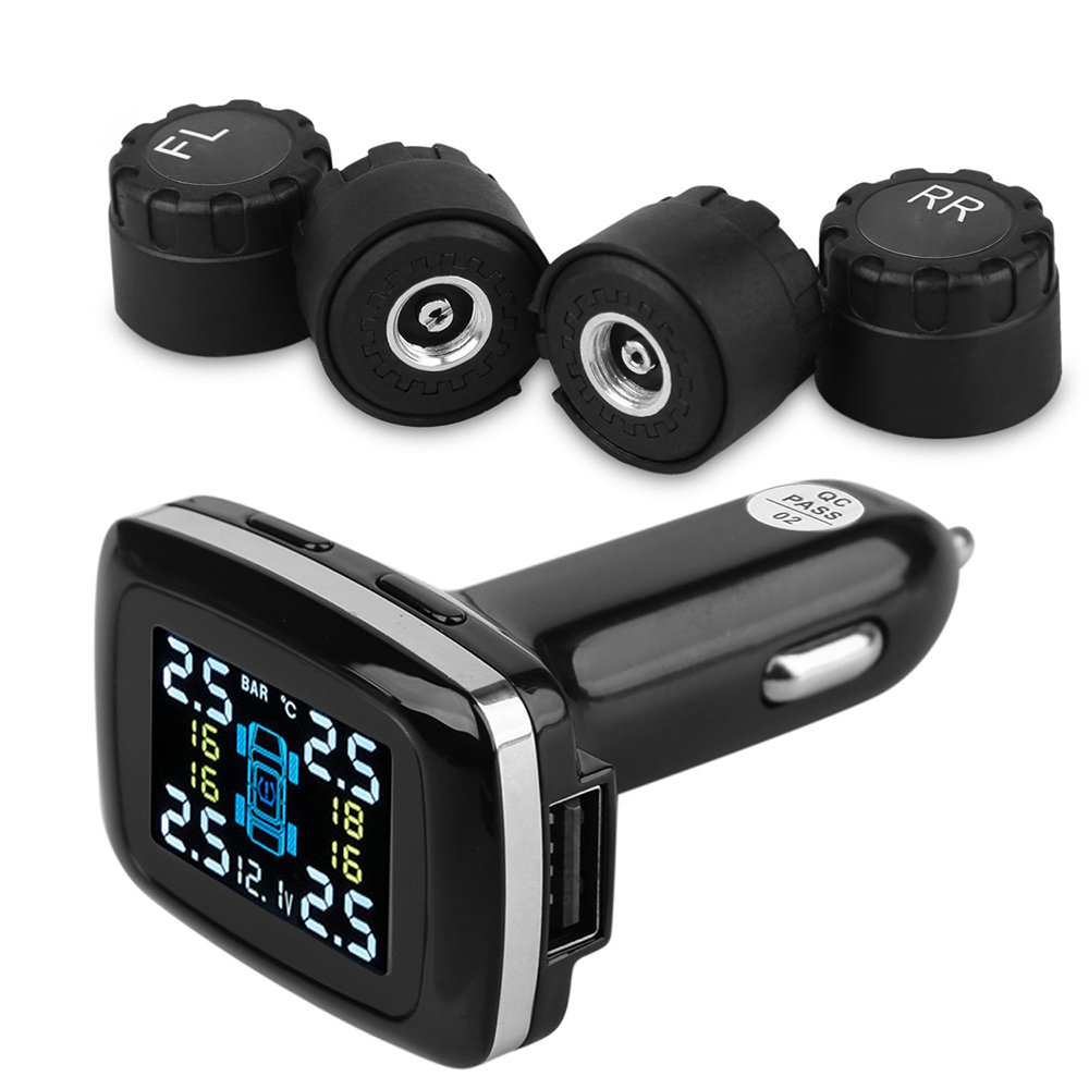 Tire Monitoring System : Tpms ble tp tire pressure monit end  pm