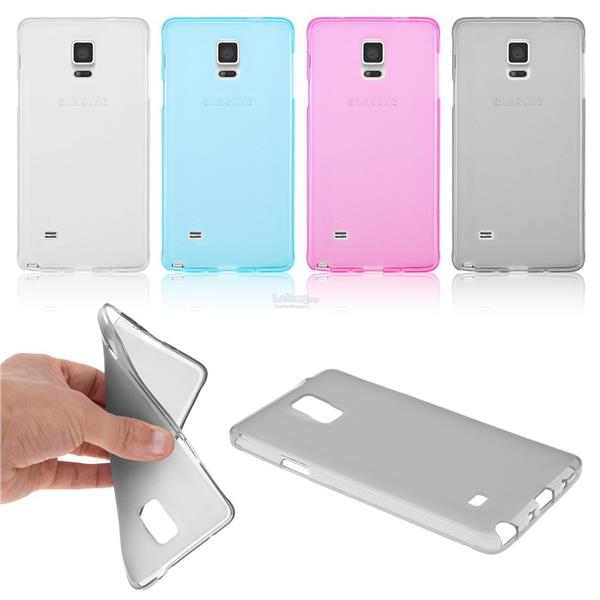TPU Silicone Case SAMSUNG Galaxy Note FE 3 4 5 7 8 9 S6 S7 S8 S9 Plus