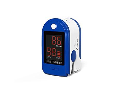TrackAid Pulse Oximeter Portabl (end 8/23/2021 12:00 AM)