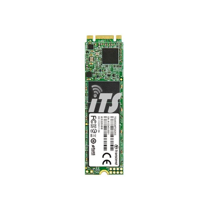 Transcend M.2 2280 SSD MTS820 (120GB) - M.2 Screw Provided
