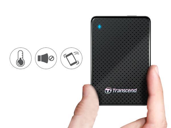 Transcend USB 3.0 External SSD ESD40 (end 9/2/2019 11:28 PM)