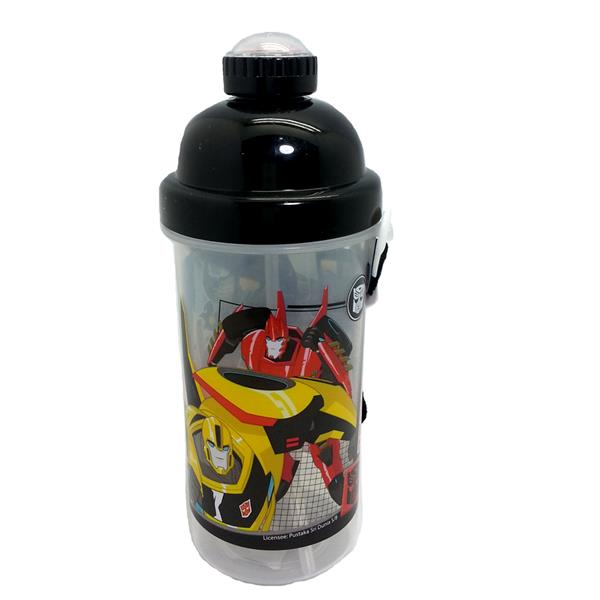 TRANSFORMER AUTOBOT 350ML WATER BOTTLE * BPA FREE
