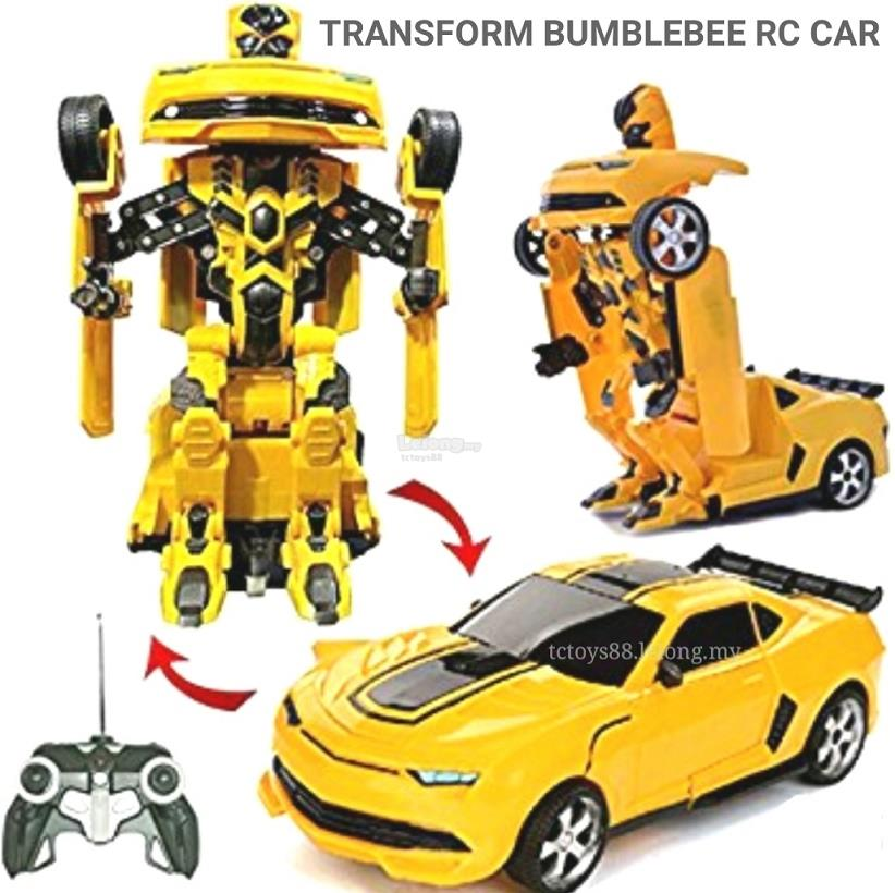 Transformers Bumblebee Deformation R End 3222019 353 Pmrhlelongmy: Rc Car Transformers At Cicentre.net