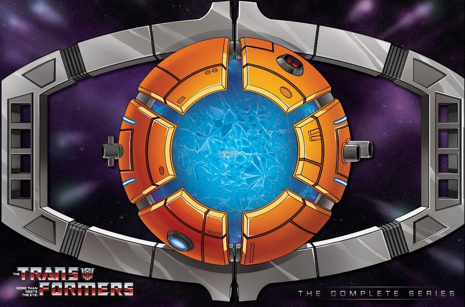 The Transformers - The Complete Series - New DVD Box Set