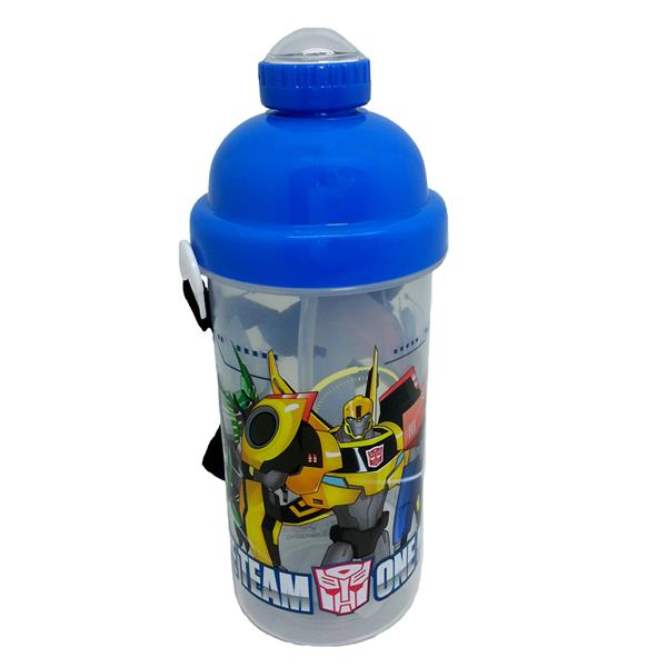 TRANSFORMERS ONE TEAM 350ML WATER BOTTLE * BPA FREE