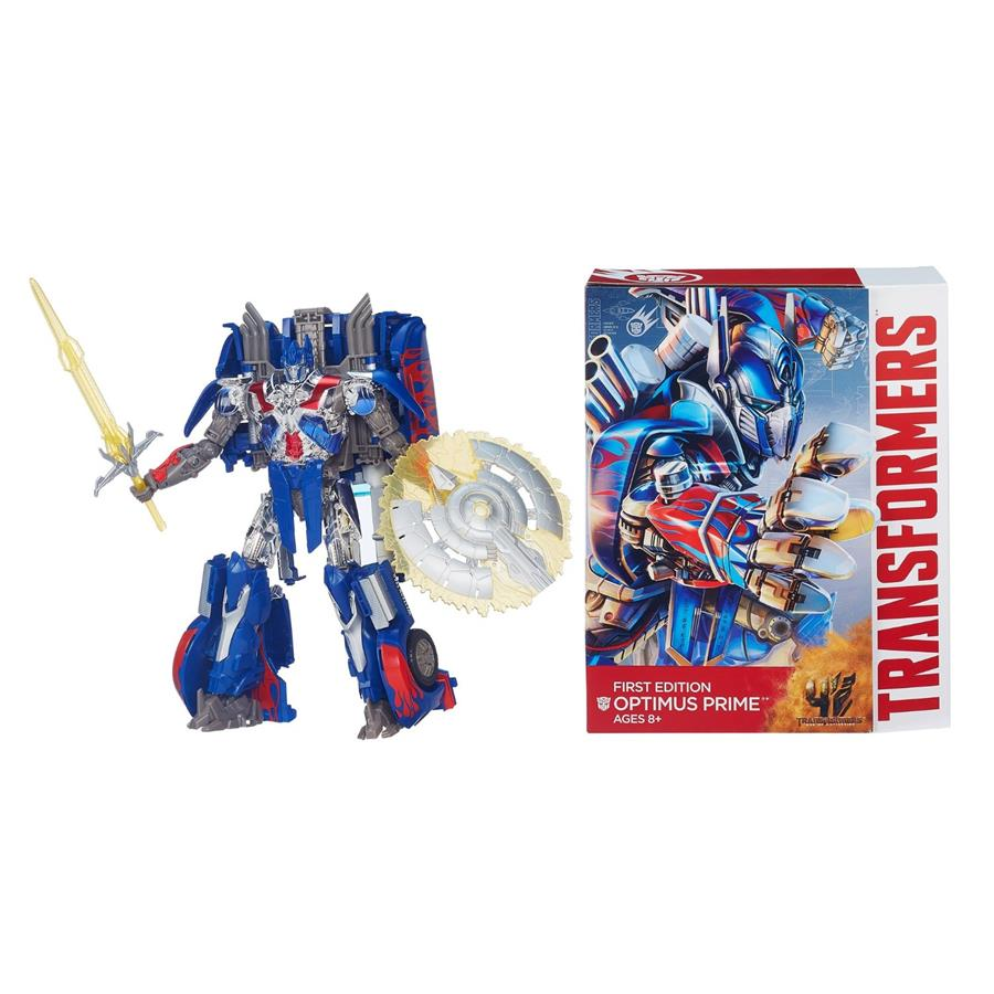 Transformers Optimus Prime Platinum