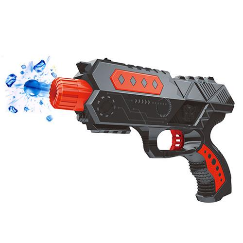 Transformers Shooting Game Water Crystal 2-in-1 Nerf Air Soft Toy Gun