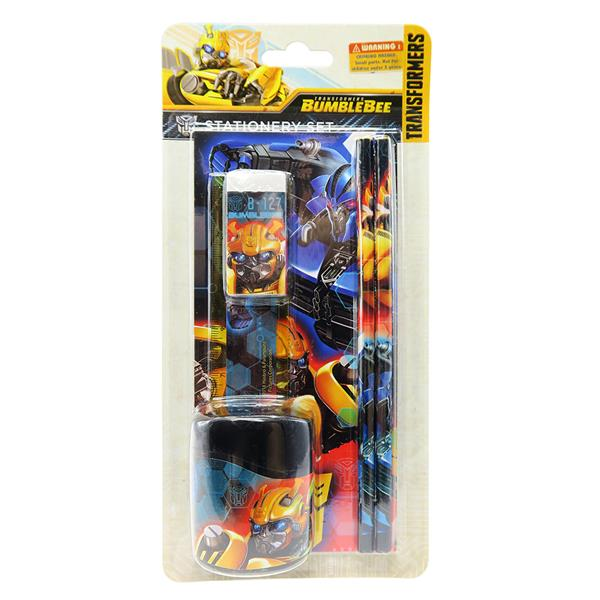 TRANSFORMERS TF6 VALUE STATIONERY SET