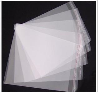 Transparent Self-adhesive Plastic Bag 50pcs (13*16)
