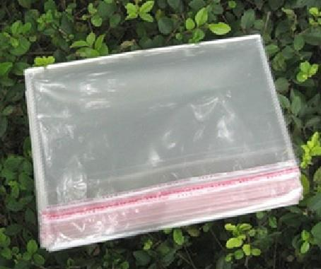 Transparent Self-adhesive Plastic Bag 50pcs (32*45)