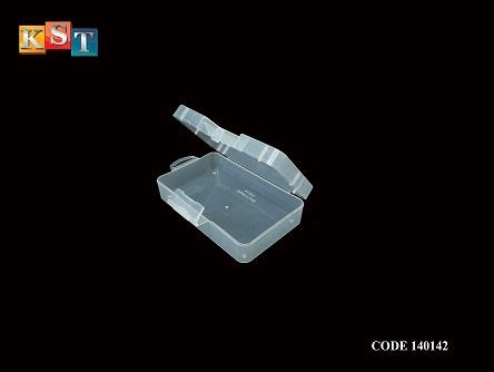 TRANSPARENT PS BOX 1522 FOR JEWELRY,EARRING AND OTHERS