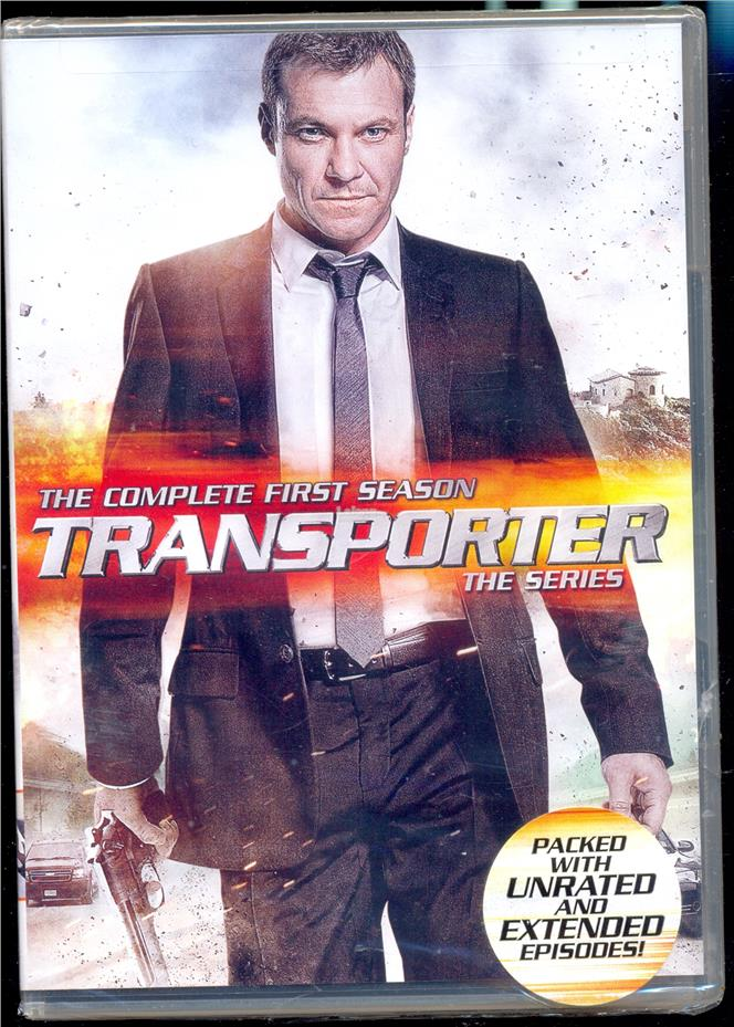 Transporter : The Series The Complete First Season - New DVD