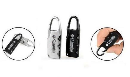 Travel Bag Luggage Number Combination PadLock