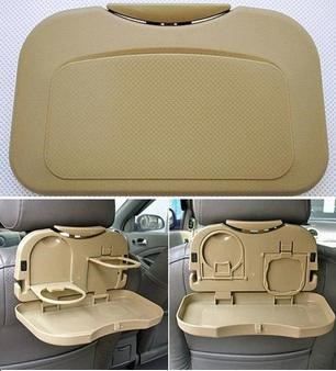 Travel Dining Tray Black
