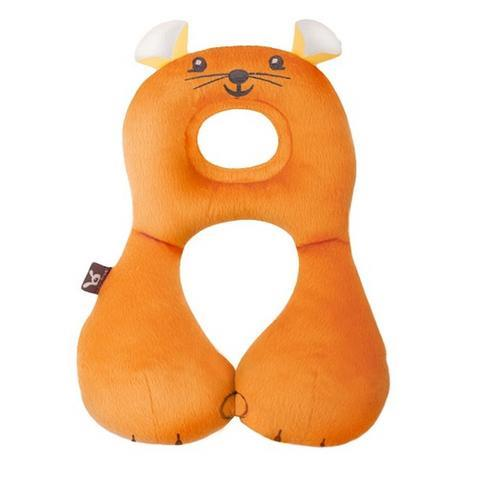 TRAVEL FRIENDS TOTAL SUPPORT HEADREST - 1-4 YEARS - MOUSE