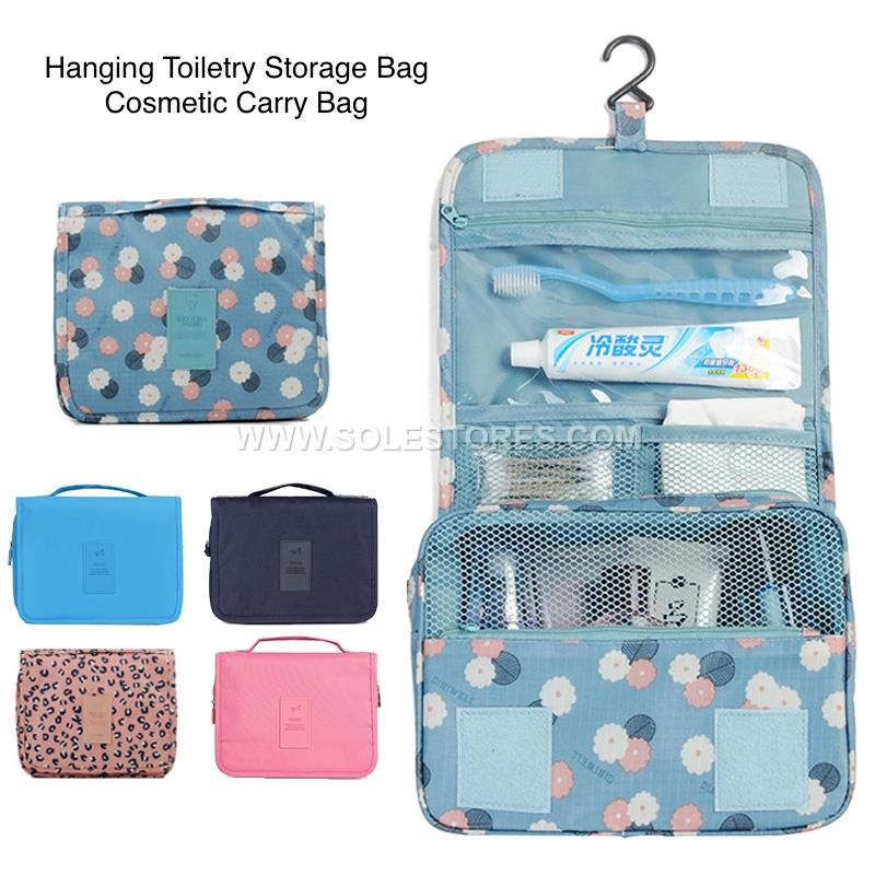 Travel Hanging Toiletry Bag Cosmetic Carry