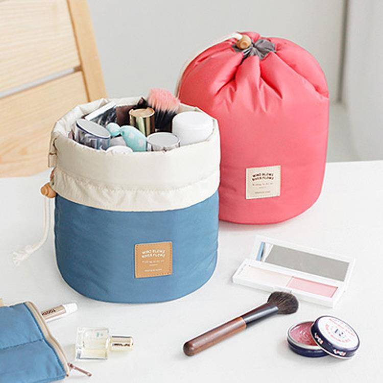 Travel Makeup Pouch Organizer Storage Bag Cosmetic Toiletry