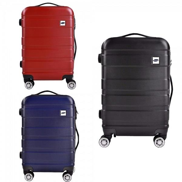 Travel Star 238 Premium Design Hard Case Luggage Set 20+24 inches